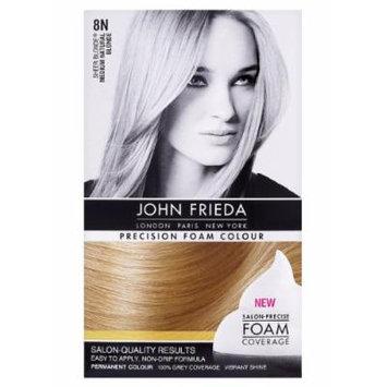 John Frieda Precision Foam Colour Sheer Blonde Medium Natural Blonde 8N