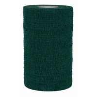 Andover Powerflex 3740 Cohesive Medicinal Tape, 4-Inch/6-Yard, Green