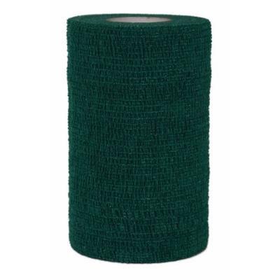 Andover Powerflex 3740 Cohesive Medicinal Tape, 4-Inch/6-Yard, Green