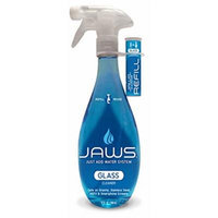 JAWS - Just Add Water System Glass Cleaner Starter Kit - Sprayer - 2 Refill PODs
