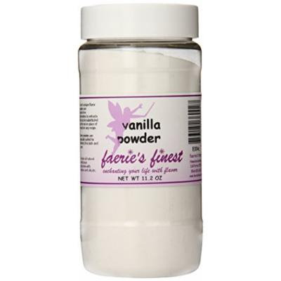 Faeries Finest Vanilla Powder, 11.2 Ounce