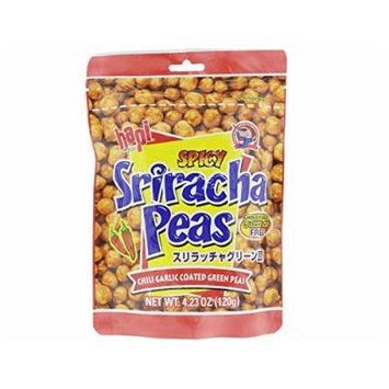 Hapi Spicy Sriracha Peas Pouch