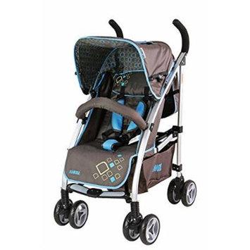 Dream On Me Mia Moda Luna Bella Umbrella Lifestyle Baby Stroller & Free Premium Stainless Steel Locking Tongs