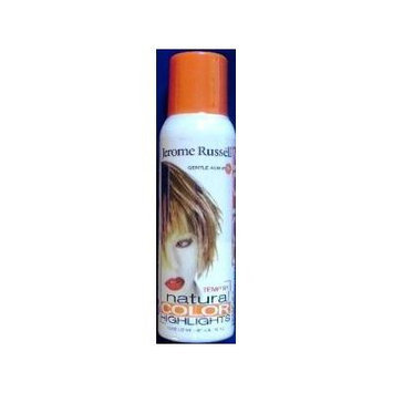 Jerome Russell Gentle Auburn Temporary Natural Color Highlights 3.5oz ( 2 Pack)