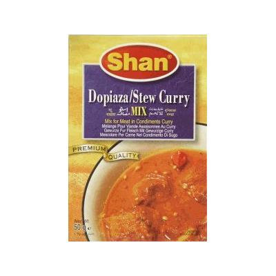 Shan Spice Mix for Dopiaza, 1.75 Ounce