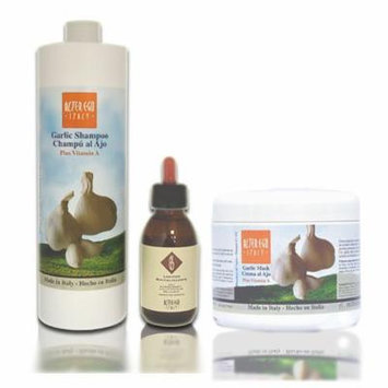 Alter Ego Garlic Regenerating SET (w/ Revitalizing Energizing Lotion)