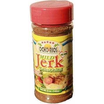 Ocho Rios Mild Jerk Seasoning 5 OZ
