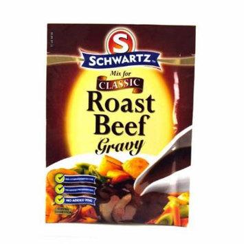 Schwartz Classic Roast Beef Gravy Mix 27g