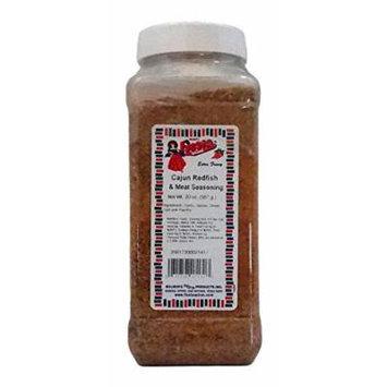 Bolner's Fiesta Extra Fancy Cajun Redfish & Meat Seasoning, 20 Oz.
