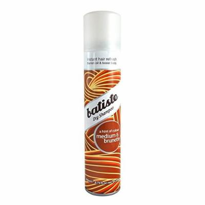 Batiste Dry Shampoo Volumizing Texturizing Refreshing Spray 6.73oz_Medium & Brunette