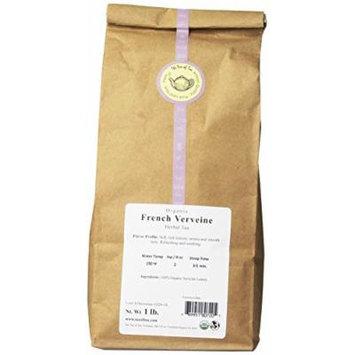 The Tao of Tea French Verveine, 100% Organic Herbal Tea, 1-Pounds