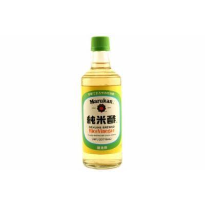 Marukan Genuine Brewed Rice Vinegar, 24 Ounce