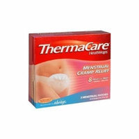 Special pack of 5 THERMACARE MENSTRUAL 3CT