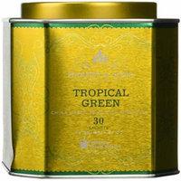 Harney & Sons HRP Tropical Green 30 Ct Sachet Tin