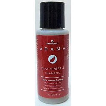 Adama Shampoo Pear Zion Health 2 oz Liquid