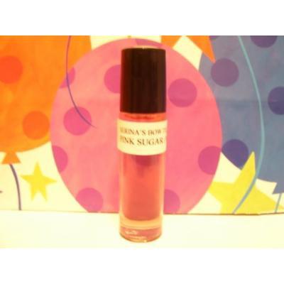 Women Perfume Premium Quality Fragrance Oil Roll On - similar to Pink Sugar 1/3 oz