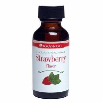 LorAnn Oils Flavor Extract, Strawberry, 1 Ounce