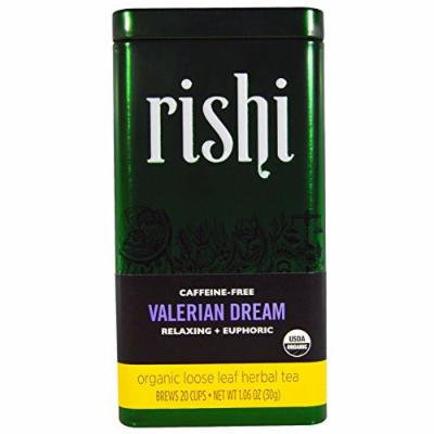 Rishi Tea - Organic Serene Dream, 1 oz loose leaf tea