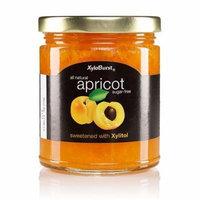 Apricot Fruit Jam XyloBurst 10 oz Glass Jar