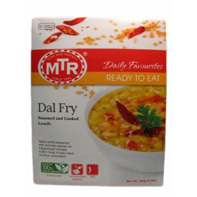 MTR Dal Fry 10.58oz (Pack of 2)