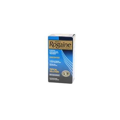 Rogaine for Men Hair Regrowth Treatment, Extra Strength Original Unscented, 2-Ounce (Pack of 3)