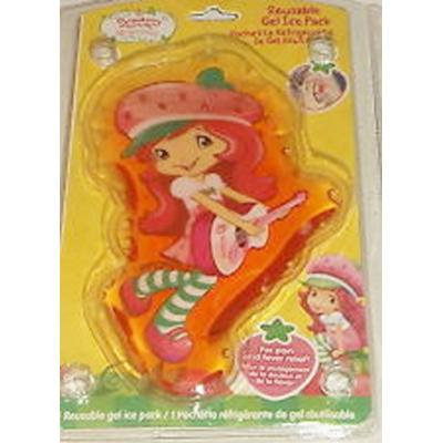 Strawberry Shortcake Reuseable Gel Ice Pack First Aid Boo Boo Pain Fever