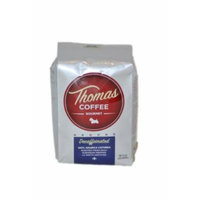 Thomas Coffee Decaf Ground