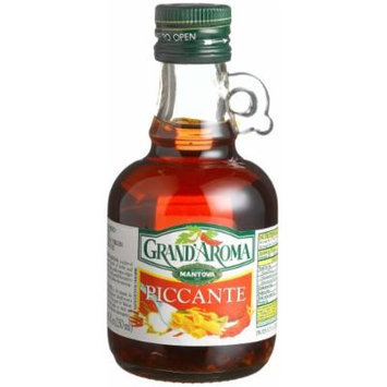 Grand'aroma Piccante Extra Virgin Olive Oil, 8.5-Ounce Bottles (Pack of 3)