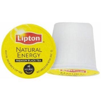 Lipton Natural Energy Premium Black Tea 54 Ct K-Cups