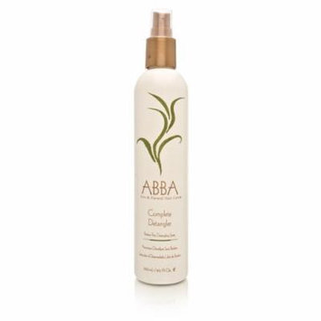 Complete Detangler Spray, Paraben Free 10.1 oz by ABBA Pure Performance Hair Care / 10.1 Oz.