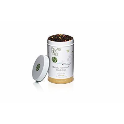 Palais des Thés Thé Du Hammam Black Leaf Tea, 3.5oz Metal Tin