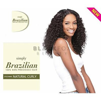 Outre SIMPLY Brazilian 100% Non-Processed Hair NATURAL CURLY (12