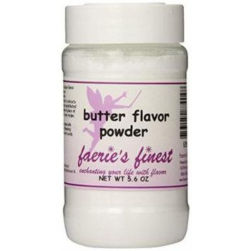 Faeries Finest Flavor Powder, Butter, 5.60 Ounce