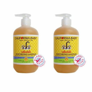 California Baby Calendula Moisturizing Handwash - 19 oz., Set of 2