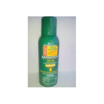 Skin so Soft Bug Guard Plus Expedition SPF 30 LOT of 5