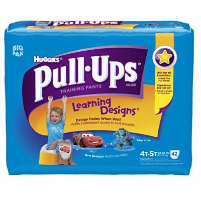 Pull-Ups Learning Designs Training Pants for Boys 4T-5T