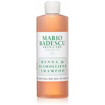 Mario Badescu Henna & Seamollient Shampoo, 16 oz.