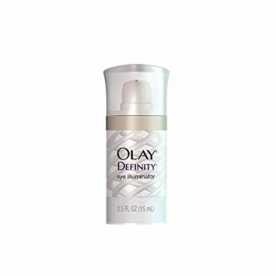 Olay Definity Illuminating Eye Treatment Skin Care, 0.5 Ounce (3 Pack)