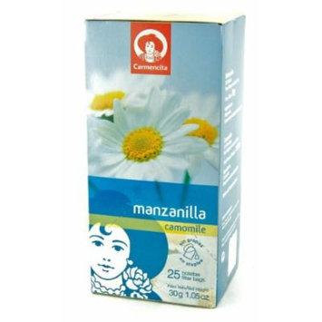 Spanish Chamomile tea / Te de Manzanilla (25 bags)