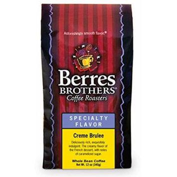 Berres Brothers Creme Brûlée Whole Bean Coffee 12 oz.