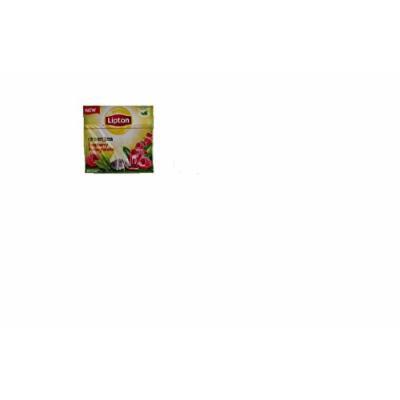 Lipton Green Tea - Raspberry Pomegranate - Premium Pyramid Tea Bags