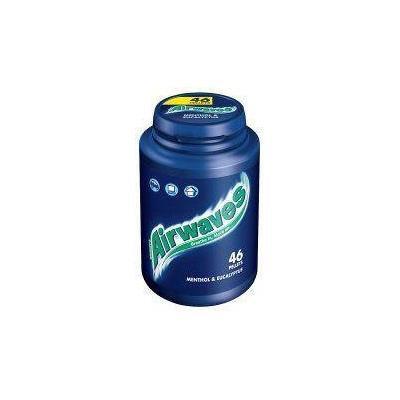 Airwaves Menthol & Eucalyptus 46 Pieces Bottle