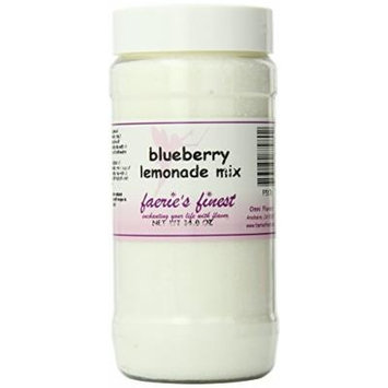 Faeries Finest Blueberry Lemonade Mix, 14 Ounce
