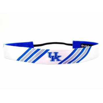 One Up Bands Women's NCAA University of Kentucky Stripes One Size Fits Most