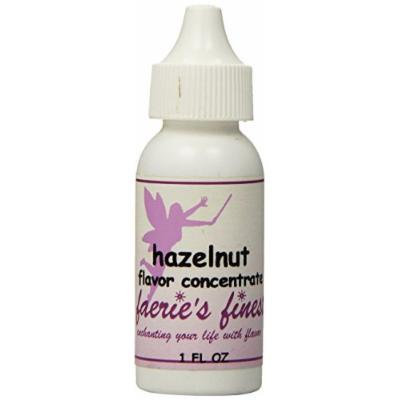 Faeries Finest Flavor Drops, Hazelnut, 1 Ounce