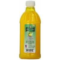 Chef-O-Van Natural Flavoring Extracts, Natural Lemon Flavor, 16 Ounce