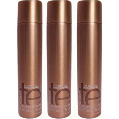 L'oreal Professional Texture Expert Perfect Shimmer Illuminating Mist for Course Hair, 5.8 Ounce, (Pack of 3)