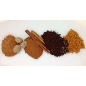 Bakto Flavors Gourmet Ground Spices Collection - Ground Cinnamon (7 OZ), Ground Nutmeg(3.5OZ), Ground Cloves(3.5OZ), and Ground Mace(3.5 OZ Bags)