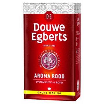 Douwe Egberts - Aroma Rood Ground Coffee - Coarse Grind - 17.6 oz (500 gr)