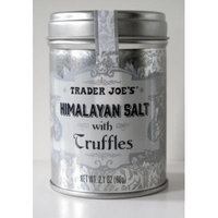 Trader Joes Himalayan Salt with Truffles